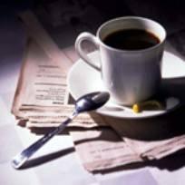 Un café a las 5 de la mañana