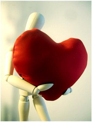Cargando un Corazón