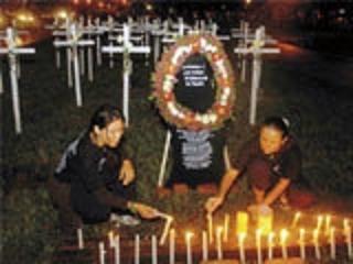 En Memoria a los caídos