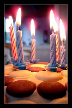 Un cumpleaños como lo prometí