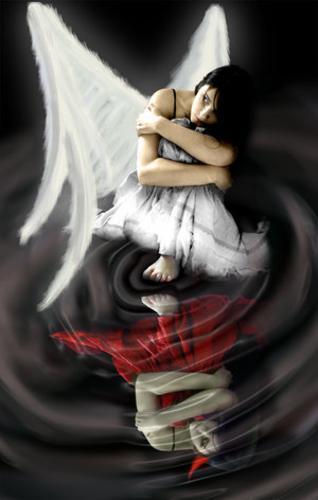 Entre el cielo y el Infierno